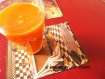 Jus ACE: Carotte, citron, orange (astuce)